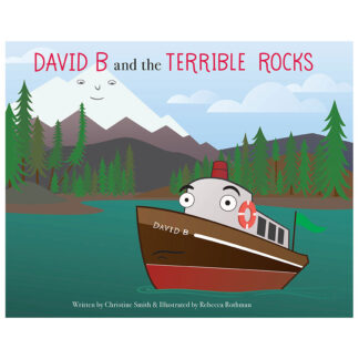 David B and the Terrible Rocks