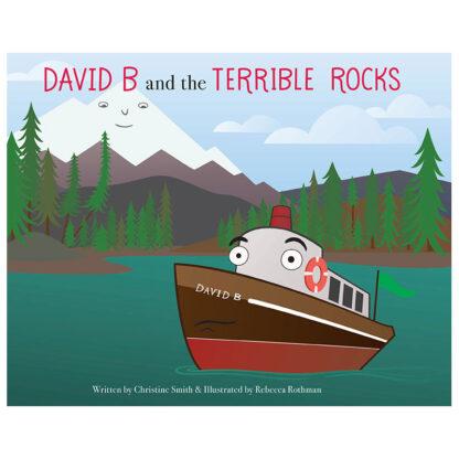 David B and the Terrible Rocks