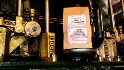 Custom Coffee for the David B